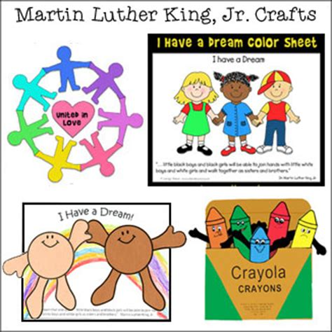 martin luther king crafts for cheap and easy crafts can make from danielle s place
