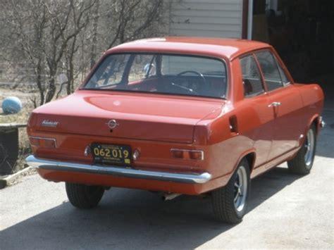 opel kadett 1963 for sale clean 1967 opel kadett bring a trailer