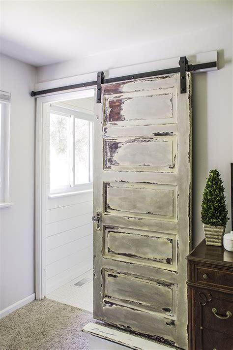 barn bathroom door master bathroom makeover diy ideas 3 sliding barn door