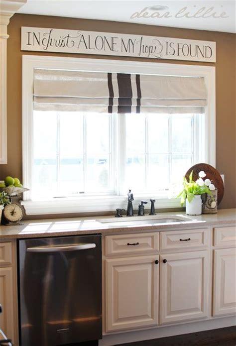 kitchen window treatments sink 1000 ideas about kitchen window curtains on