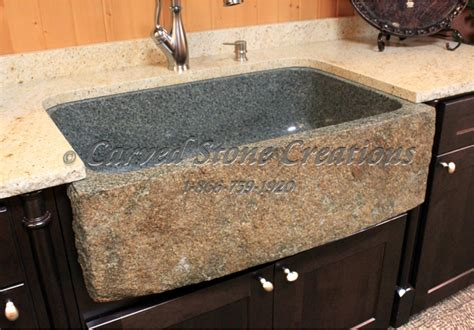 granite kitchen sink top 5 reasons to install a granite kitchen sink carved