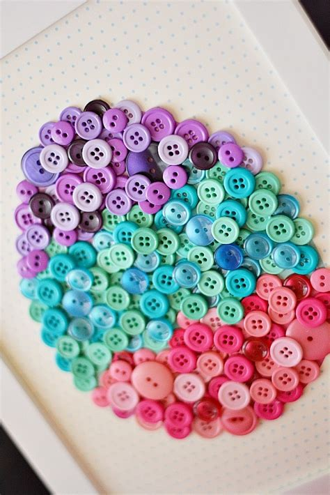 how to make crafts 50 button craft ideas for of every age season and