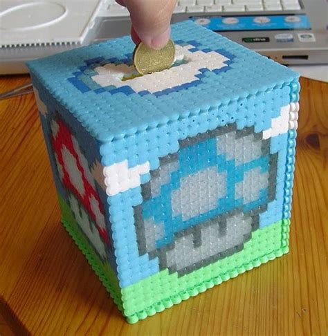 bead money diy piggy banks that will help you save