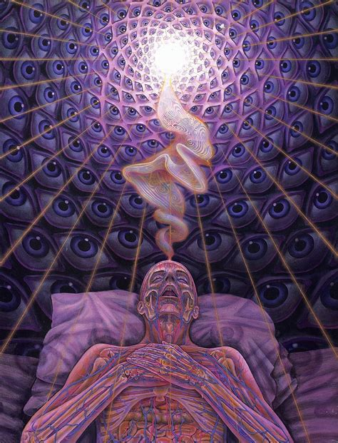 Transcendental Artwork by Tool Trippy Alex Grey Wallpaper Allwallpaper In 7644