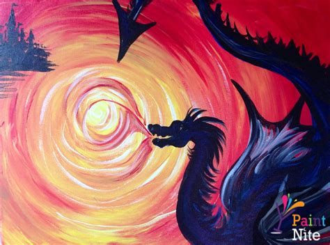 Around At Dos Gringos Tempe Paint Nite Events