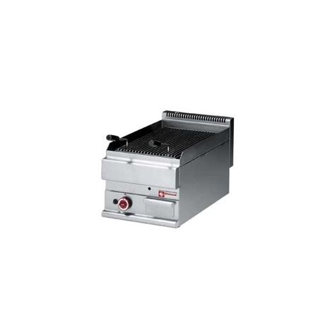 grill de lave au gaz matoreca