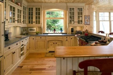 cottage style kitchen cabinets black cove cabinetry cottage style kitchens photos 2