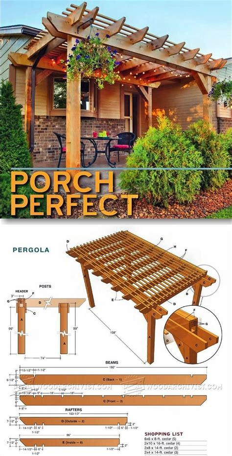pergola design ideas best 25 pergola plans ideas on pergola ideas