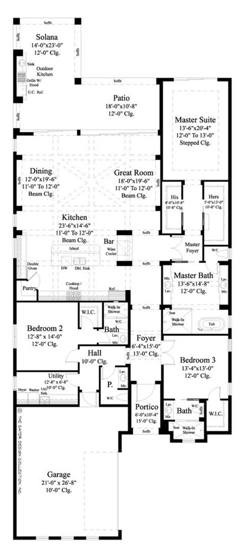 house floor plans for narrow lots best 25 narrow lot house plans ideas on