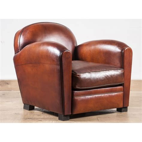 fauteuil club cuir occasion swyze