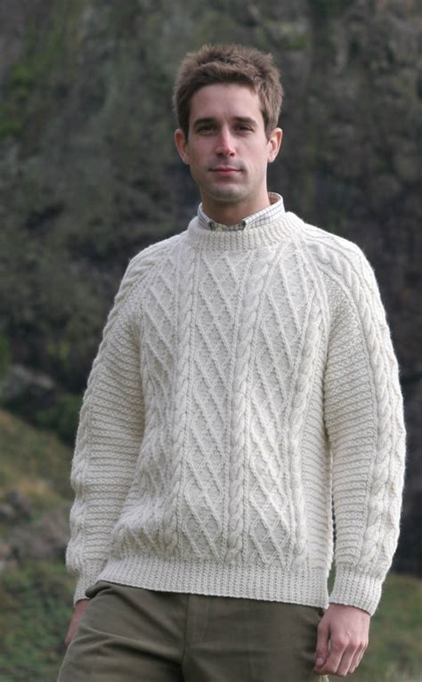 free knitting patterns for mens aran sweaters mens wear knitwear sweaters aran sweaters mens