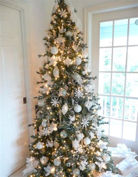 all white tree decorations 42 tree decorating ideas you should take in