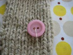 sewing buttons onto knitting crochet tips and techniques on joining