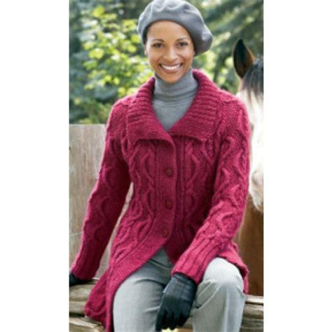 free cardigan knitting pattern free knitting patterns for aran cardigans crochet and knit