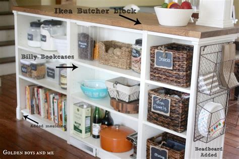 diy ikea kitchen island 60 crafty ikea hacks to help you save time and money diy projects