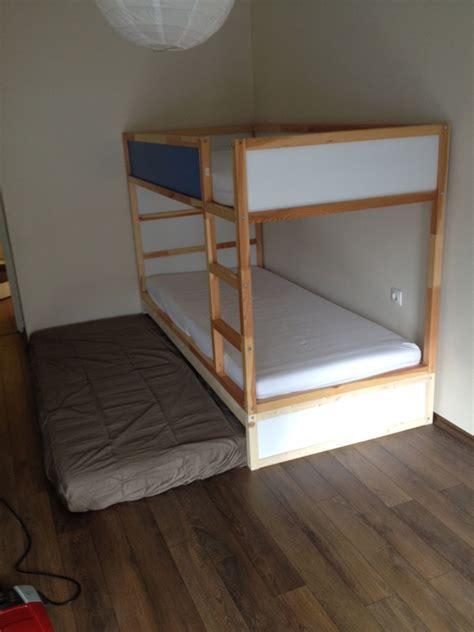 bunk bed ikea ikea kura bunk bed bed sleeps 3