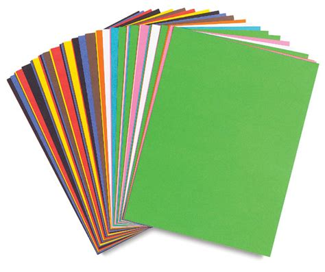 construction paper pacon tru construction paper blick materials