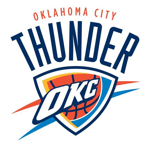 thunder in use oklahoma city thunder logo 2048 x 2048 wallpapers