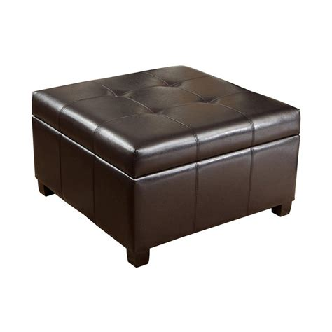 best storage ottoman shop best selling home decor richmond espresso square