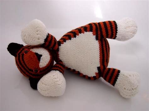 tiger knitting pattern free tubby tiger knitting patterns and crochet patterns from