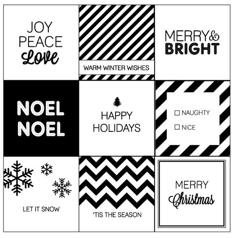 gift labels print free 40 unique printable gift tags baby