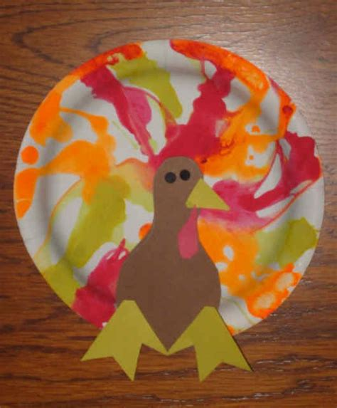 turkey craft project preschool crafts for paper plate turkey