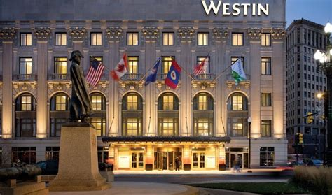 Cadillac Westin Detroit by Detroit Michigan United States Meeting And Event Space