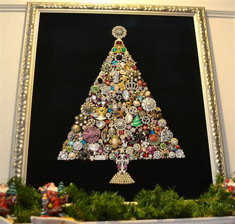 how to make tree of jewelry deck the trees with jewels and baubbles