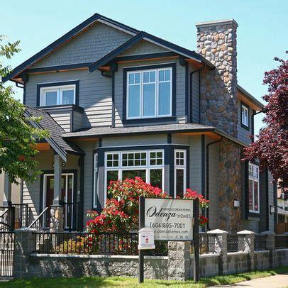 exterior house paint colors with black trim grey exterior black trim white windows exterior