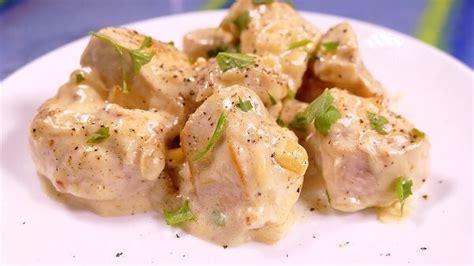 cocinar pechugas de pollo en salsa pechuga de pollo en salsa de queso recetas mexicanas