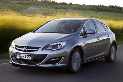 Opel Astra J by Opel Astra J Hatchback