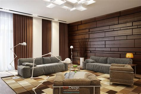 modern wood wall modern wood paneling interior design ideas