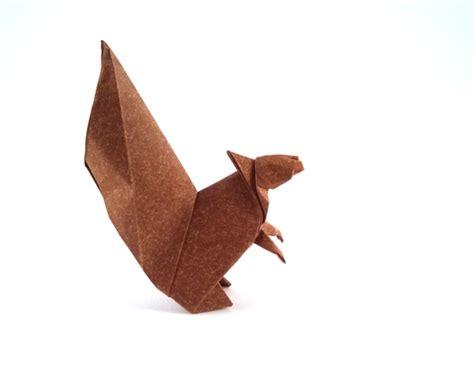 gilad origami squirrel makoto yamaguchi gilad s origami page