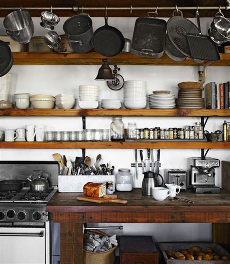 rustic kitchen shelving ideas our vintage home rustic open kitchen shelving