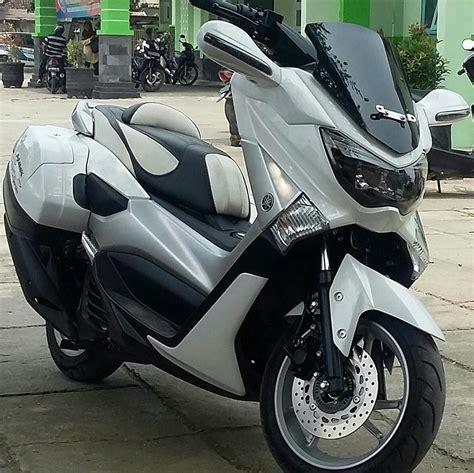 Harga Motor Modifikasi by Modifikasi Yamaha Nmax Gambot Orongorong