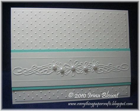 card ideas using cuttlebug 25 best images about crafts embossing folders on