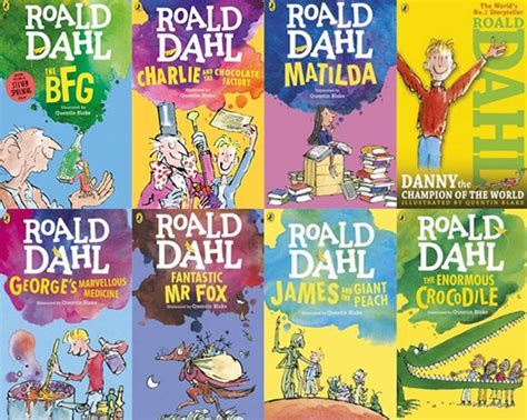 pictures of roald dahl books our favourite roald dahl books families