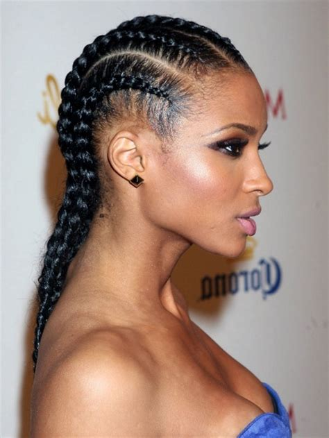 braids with black braids hairstyles 2015