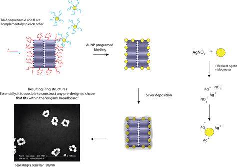 dna origami applications dna nanostructures