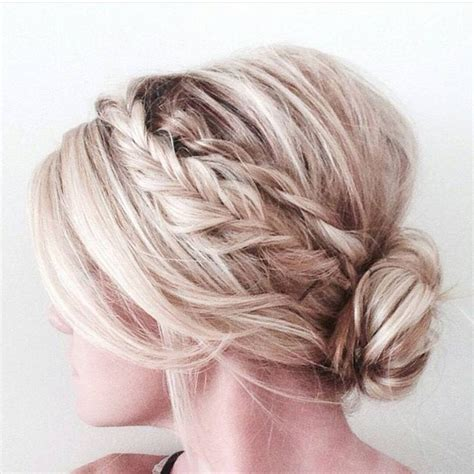 put up hair styles for thin hair best 25 braided updo ideas on pinterest updos easy