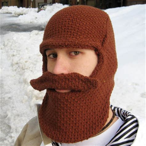 knitted beard toxiferous designs beard knit caps