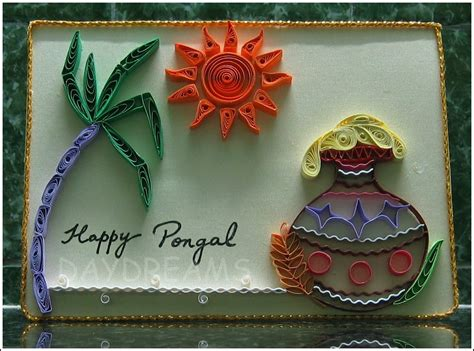 how to make a pongal greeting card best greetings wonderful pongal greetings free