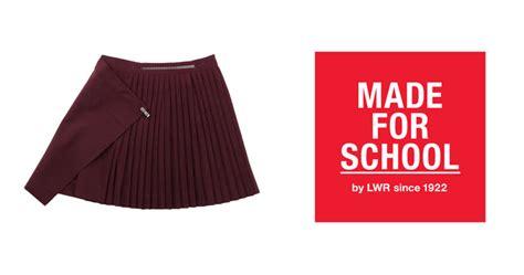 for school gear netball skirt made for school