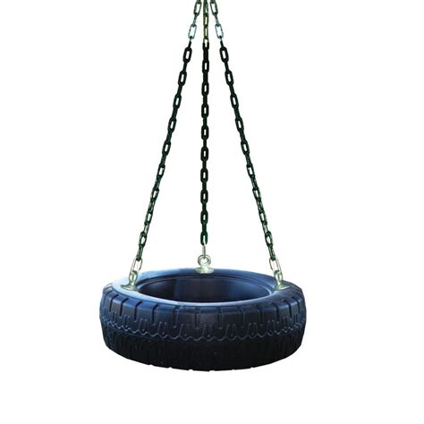 Outdoor Patio Furniture Lowes by Shop Heartland Tire Swing For Captain S Loft Playset At