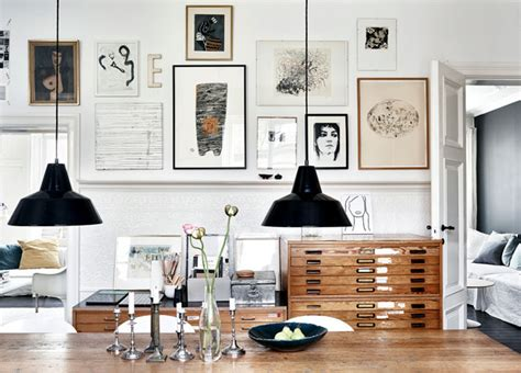 nordic design black white take on nordic design