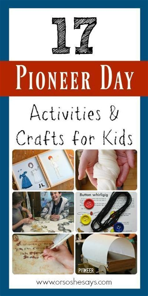 pioneer crafts for 25 best ideas about pioneer crafts on pioneer