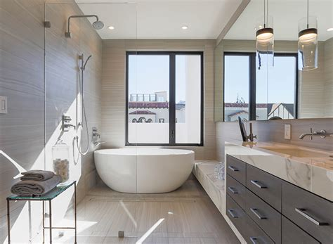 Spa Bathroom by Spa Like Bathrooms Kitchen Bath Trends