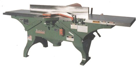 woodworking jointers re wide jointers pic
