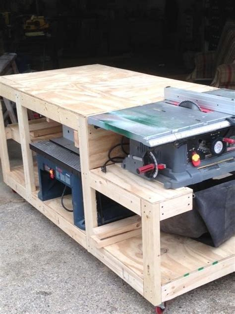 diy woodworking workbench work bench woodworking creation by boone s woodshed