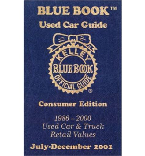 kelley blue book used cars value trade 1986 mercury cougar transmission control kelley blue book used car guide 1986 2000 used car truck retail values july december kelley